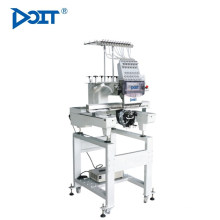 DT1201-CS industrial single head 12 needles garment quilt embroidery machine